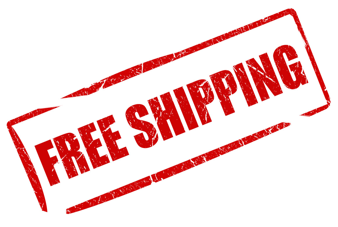 "Free Shipping - Use Code ""Legacy"""
