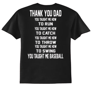 Dad Taught Me Baseball