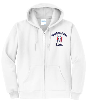 Legacy Traditional School Avondale - Zip up Hoodies