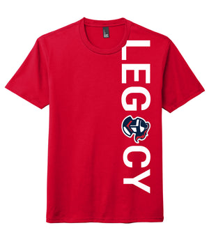 Legacy Traditional School Cadence - Glitter Shirt