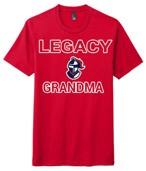 Legacy Traditional School Cadence - Grandma Shirt