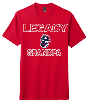 Legacy Traditional School Cadence - Grandpa Shirt
