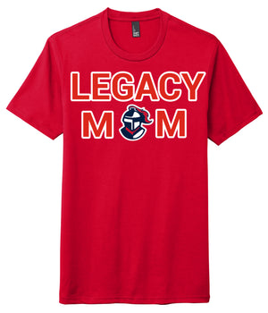 Legacy Traditional School Cadence - Mom Shirt