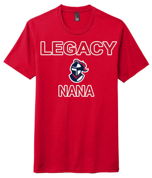Legacy Traditional School Cadence - Nana Shirt