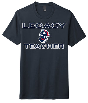 Legacy Traditional School Cadence - Customizable Shirt