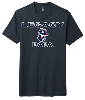 Legacy Traditional School Cadence - Papa Shirt