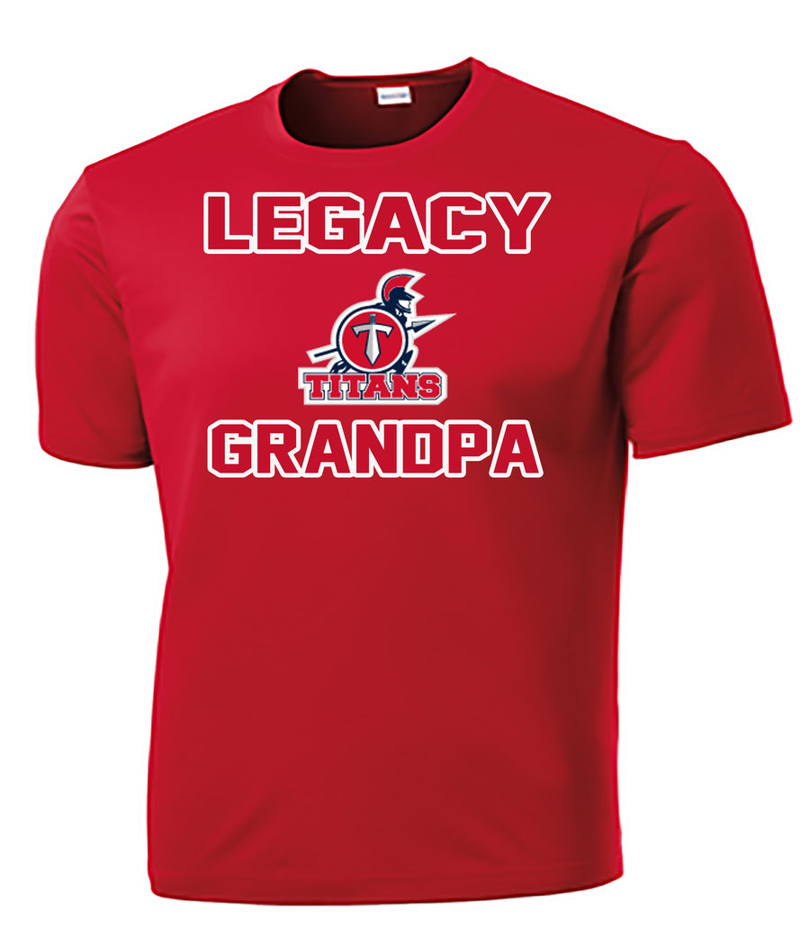 Legacy Traditional School Chandler - Grandpa Shirt
