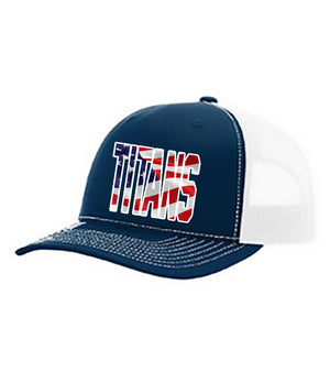 Legacy Traditional School Chandler - Mascot Flag Hat