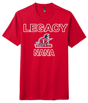 Legacy Traditional School Chandler - Nana Shirt