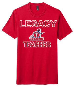 Legacy Traditional School Chandler - Customizable Shirt