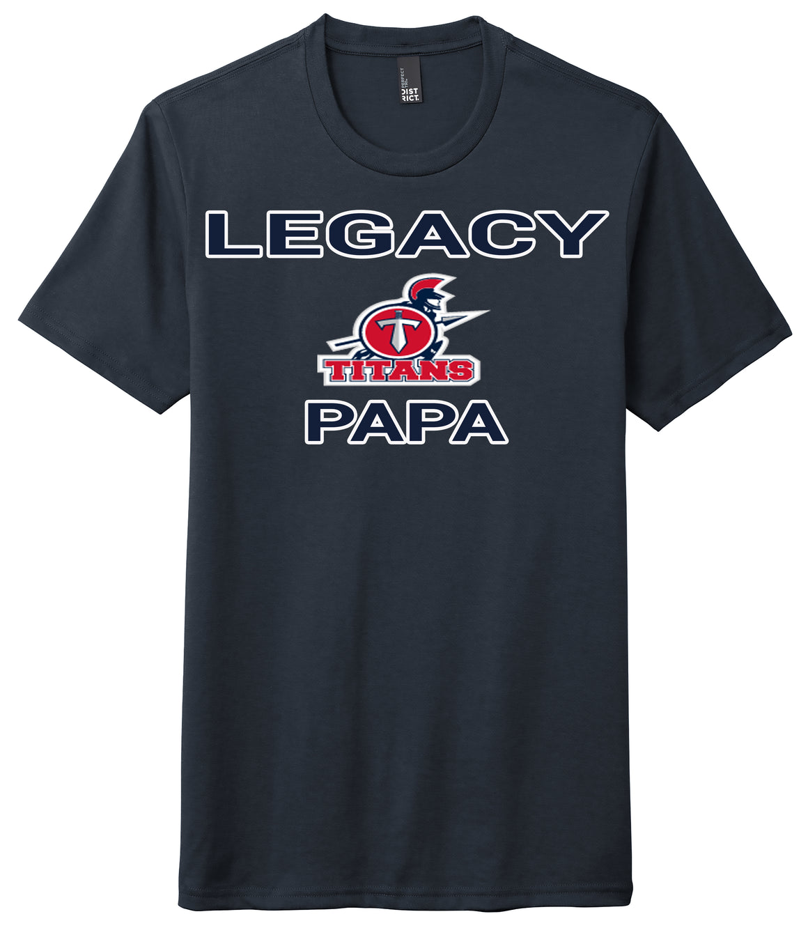 Legacy Traditional School Chandler - Papa Shirt