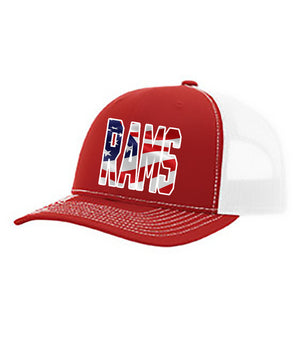 Legacy Traditional School East Mesa - Mascot Flag Hat