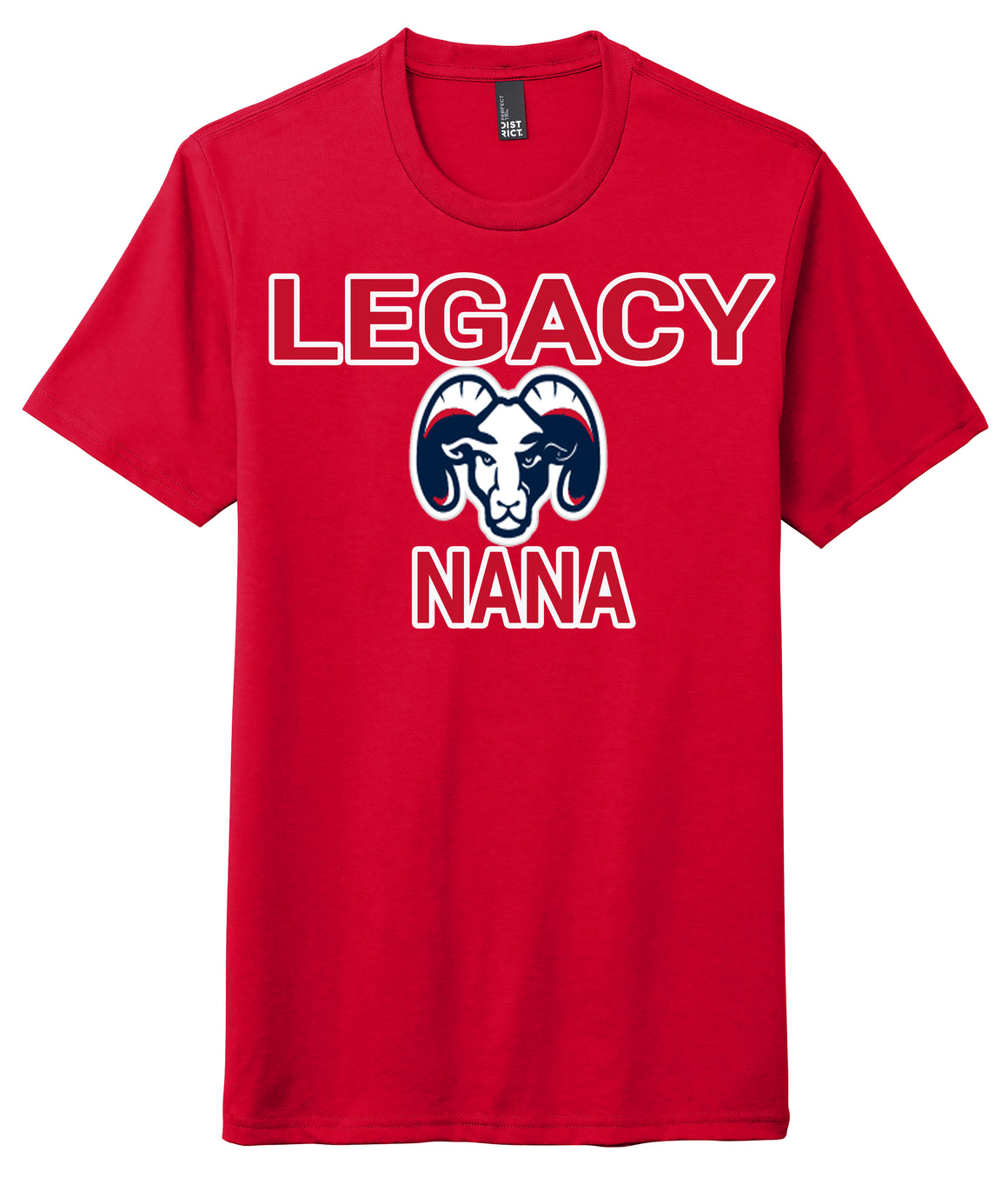 Legacy Traditional School East Mesa - Nana Shirt