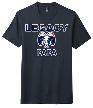 Legacy Traditional School East Mesa - Papa Shirt