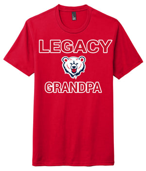 Legacy Traditional School Gilbert - Grandpa Shirt