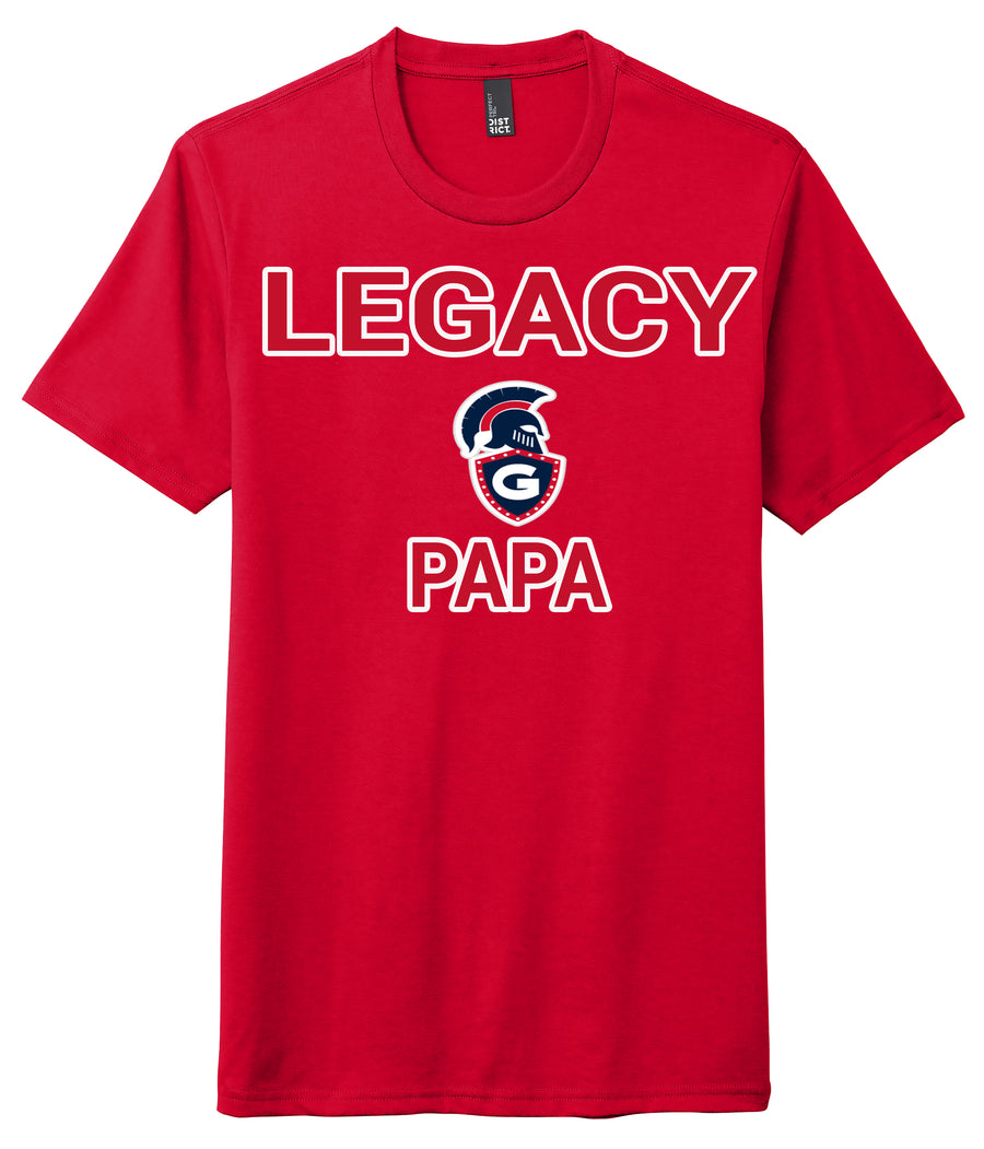 Legacy Traditional School Glendale - Papa Shirt