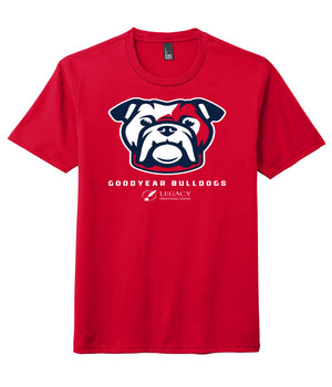Legacy Traditional School Goodyear - Red Spirit Day Shirt