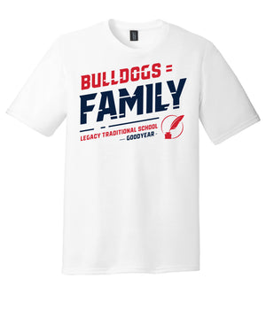 Legacy Traditional School Good Year - White Spirit Day Shirt