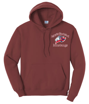 Legacy Traditional School NW Tucson - Maroon Junior High Hoodie