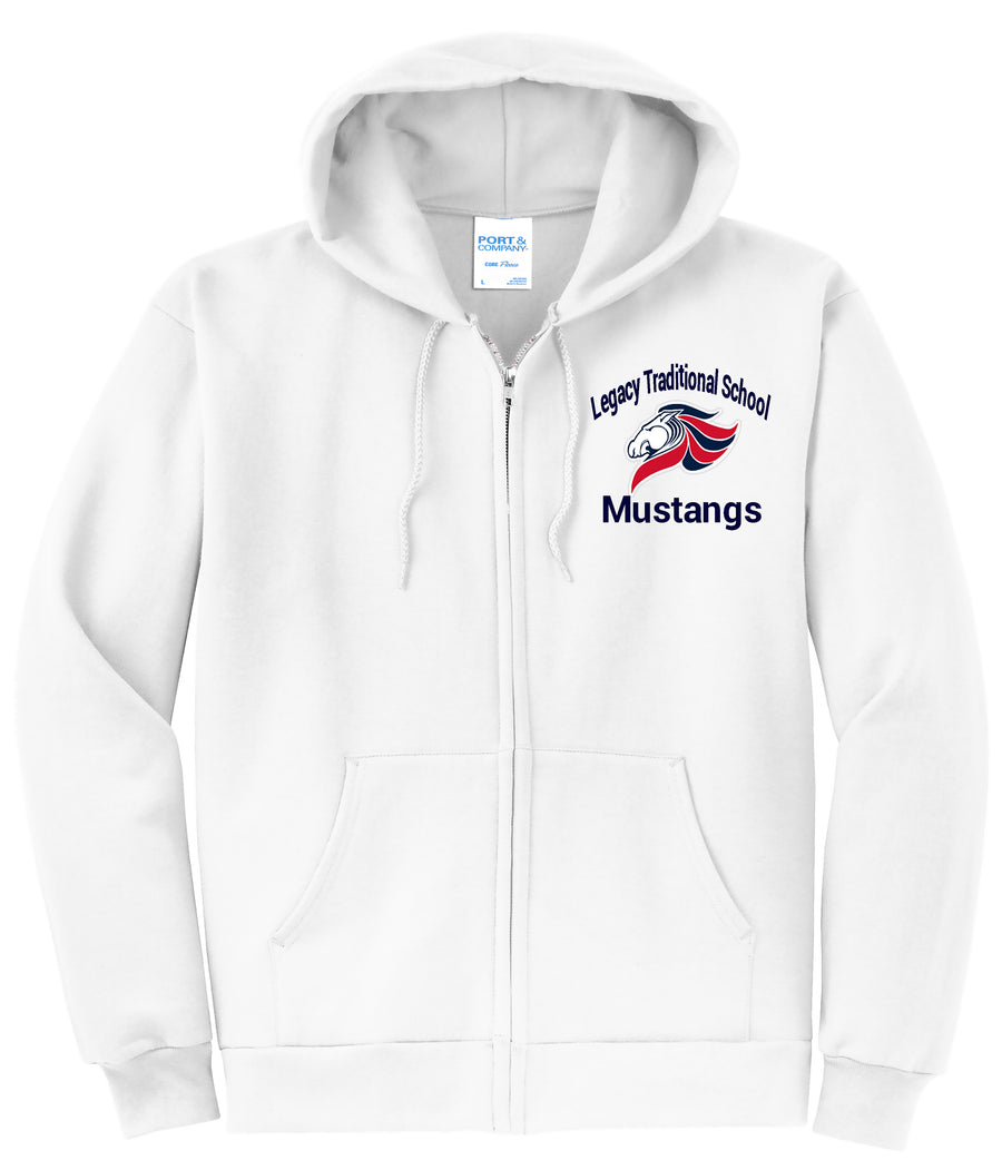 Legacy Traditional School NW Tucson - Zip Up Hoodie