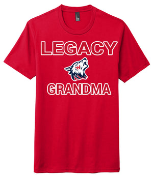 Legacy Traditional School Norht Chandler - Grandma Shirt