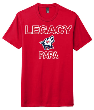 Legacy Traditional School North Chandler - Papa Shirt
