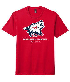 Legacy Traditional School North Chandler - Red Spirit Day Shirt