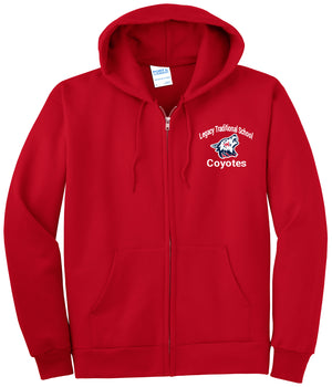 Legacy Traditional School North Chandler - Zip Up Hoodies