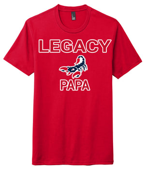 Legacy Traditional School North Valley - Papa Shirt