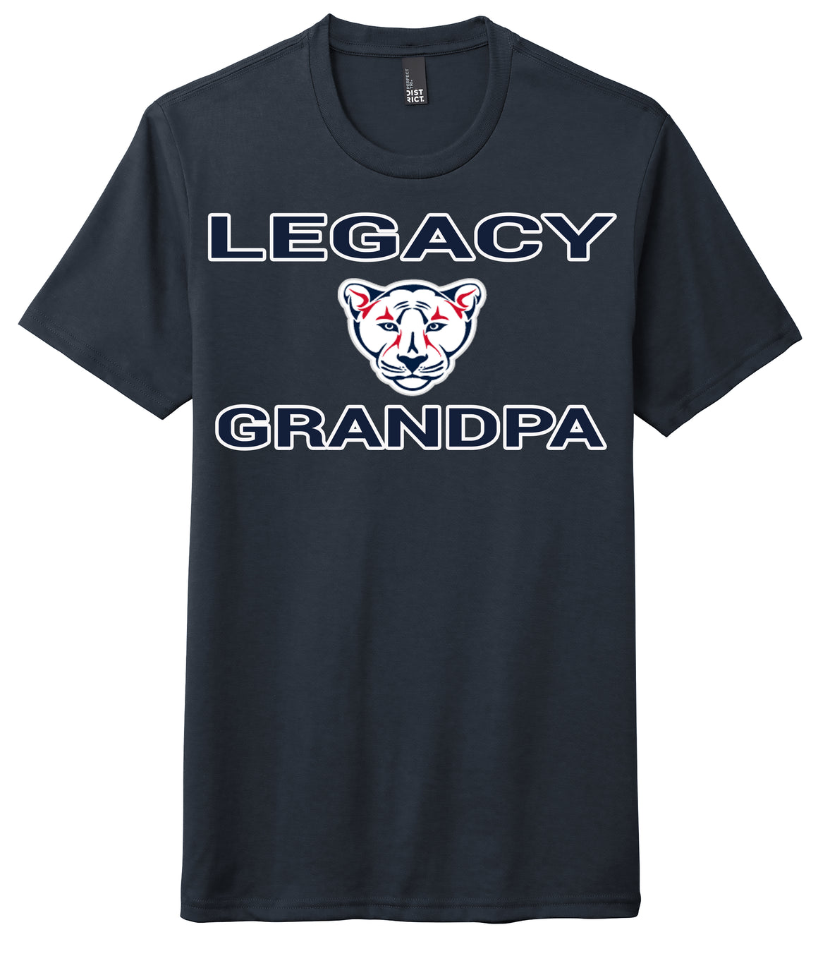 Legacy Traditional School Peoria - Grandpa Shirt