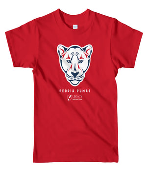 Legacy Traditional School Peoria - Red Spirit Day Shirt