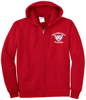 Legacy Traditional School Peoria - Zip Up Hoodies
