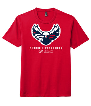 Legacy Traditional School Phoenix - Red Spirit Day Shirt