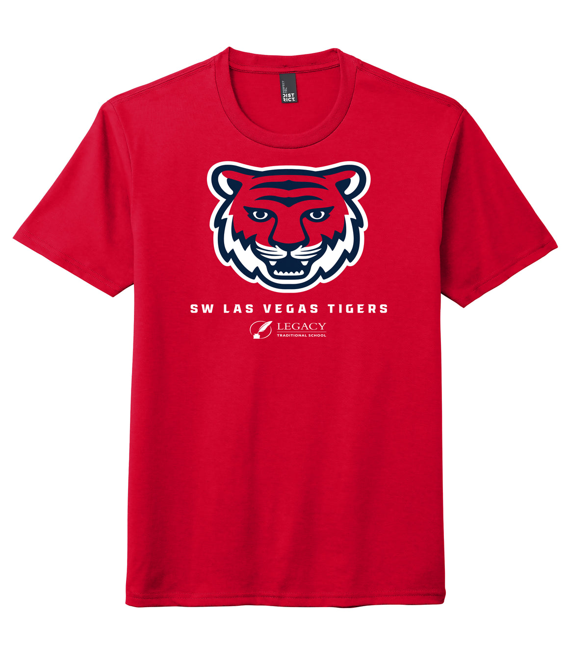 Legacy Traditional School SW Las Vegas - Red Spirit Day Shirt