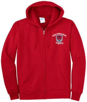 Legacy Traditional School SW Las Vegas - Zip Up Hoodies