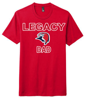 Legacy Traditional School Surprise - Dad Shirt