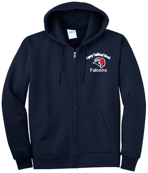 Legacy Traditional School Surprise - Zip Up Hoodies