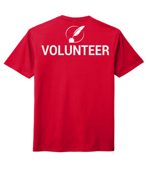 Legacy Traditional Schools Volunteer Shirt