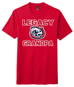 Legacy Traditional School West Surprise-Grandpa Shirt