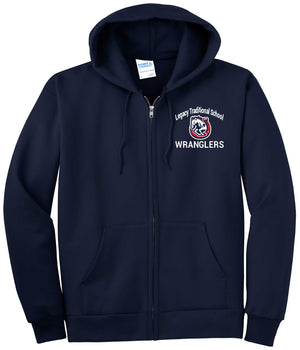 Legacy Traditional School West Surprise - Zip Up Hoodies