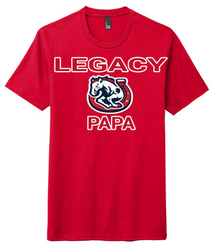 Legacy Traditional School West Surprise-Papa Shirt