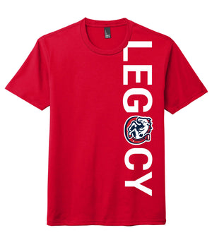 Legacy Traditional School West Surprise-Glitter Shirt