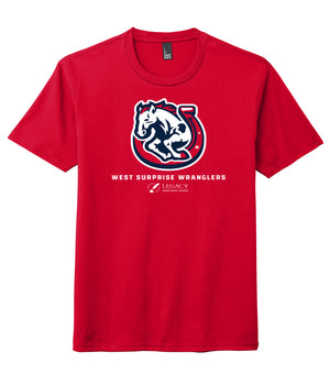 Legacy Traditional School West Surprise - Red Spirit Day Shirt