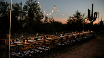 Waste Management Open & The Devereux Dinner hosted by Cloth + Flame