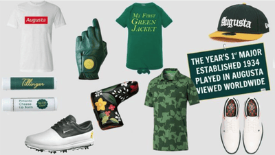 Golf Digest Features Devereux's Augusta Hat