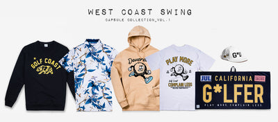 West Coast Swing Golf Capsule Collection