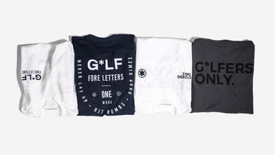 SHOP LIMITED-EDITION G*LF DESIGNS