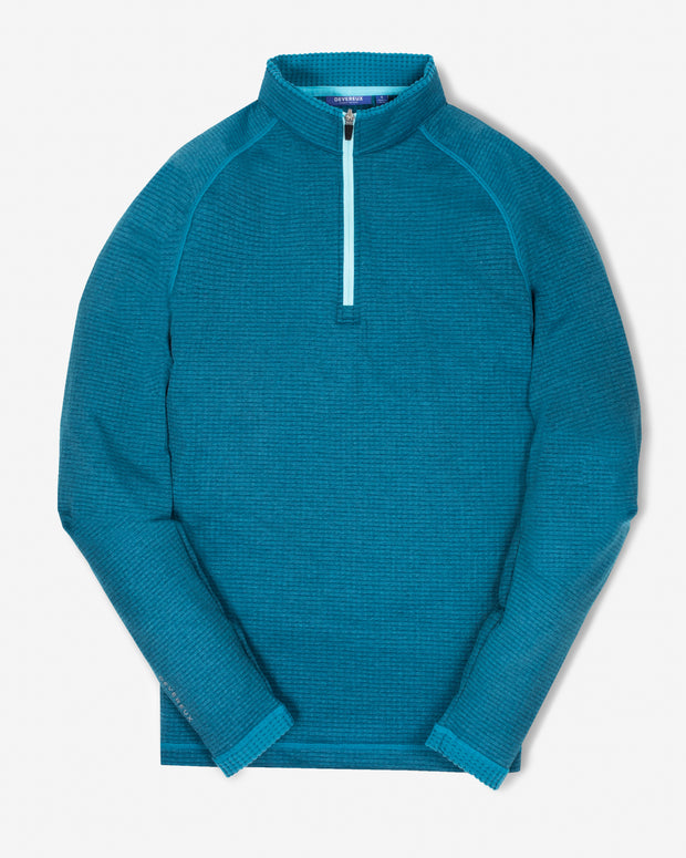 Cholla Pullover - Niagra Blue