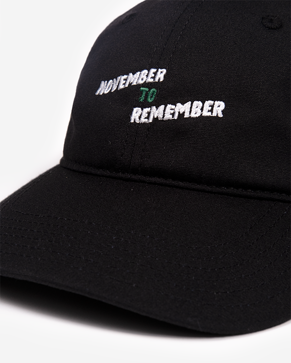 November to Remember - Black