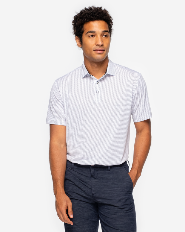 Boardwalk Polo - White